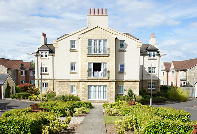 Claremont Lodge, St Andrews