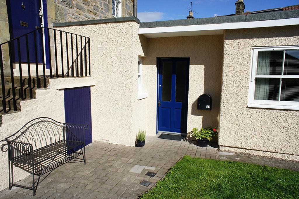 Kinnessburn Cottage, St Andrews