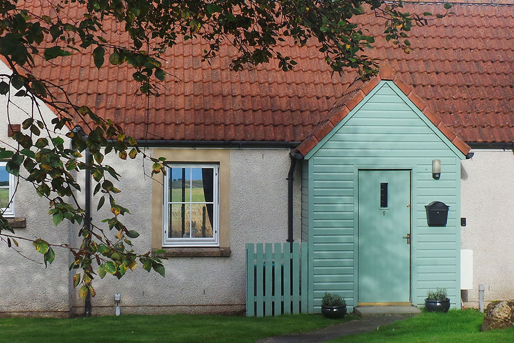 Bell Rock Cottage, St Andrews