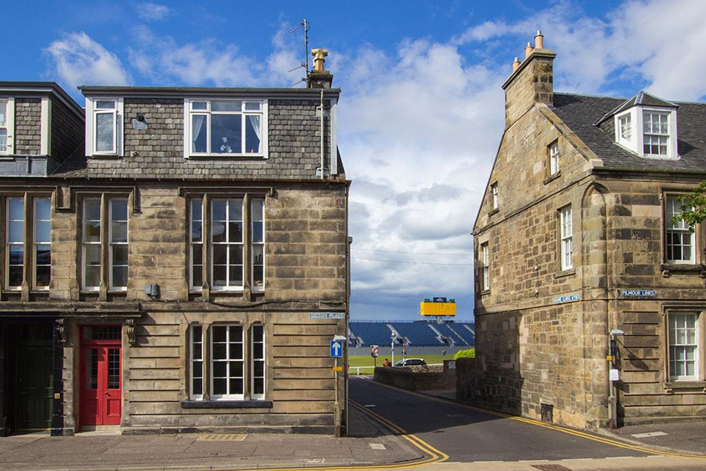 Gibson Place, St Andrews