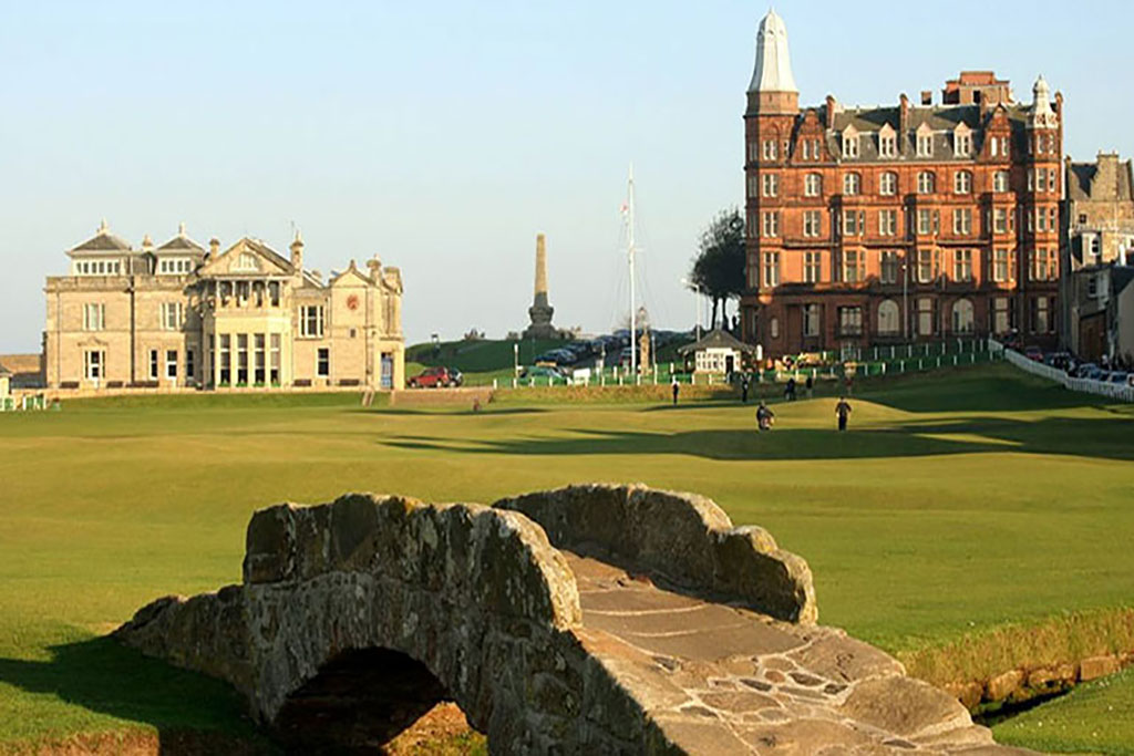 Old Course Walking Tours
